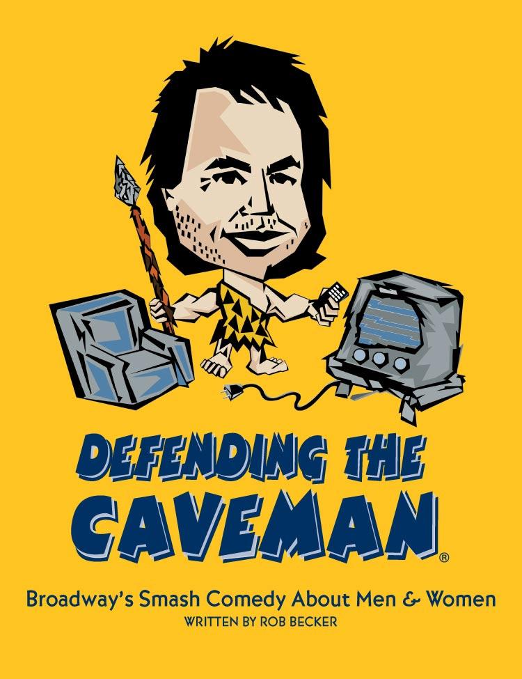 Caveman-logo